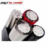 Cable de aluminio de 25mm 35mm 50mm el ABC de los cables de antena de techo Cable Paquete