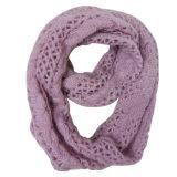 Mode d'hiver en tricot acrylique Cou foulard (YKY4639)
