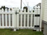 Rete fissa del PVC del giardino