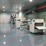 espessura plástica transparente do material de folha 0.2-0.7 do PVC de chenglin para a impressão do UL e a impressão Offset