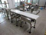 Industrielle Checkweigher automatique de la machine avec système de rejet pour les aliments Package