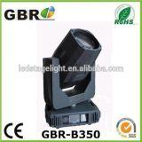 Gbr極度のプリズムSharpy 17r 350Wの移動ヘッドビーム段階の照明