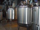especificações de mistura do tanque do aço 500L inoxidável