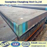 Плита 1.2080 D3 SKD1 горячекатаной холодной прессформы работы стальная
