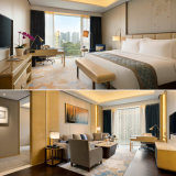 Vastgestelde Slaapkamer van het Meubilair van het Hotel van China de In het groot voor vijfsterrenHotels