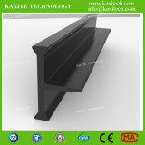 Formato em T 20mm barreira térmica personalizada para a barra de poliamida fachada