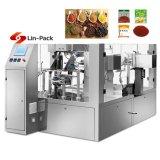 大きい袋の自動回転式食糧パッキング機械