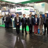 compresor de aire 3-5bar para la industria de la materia textil/del vidrio/el cemento