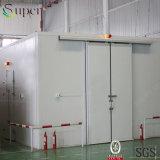 Sitio en contenedor aprobado de conservación en cámara frigorífica del Ce