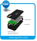 USB 케이블 없이 Qi 무선 충전기 5000mAh는 무선 비용을 부과를 조정한다