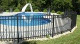 Galvanisierter Stahlrostschutzzaun für Pool mit Qualität