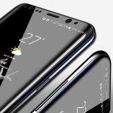 Nuevo modelo 4D completo de gran tamaño 5D vidrio templado curvo Protector de Pantalla para Samsung Galaxy S9 S9 Plus
