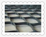 China-glattes und strukturiertes perforiertes HDPE Geocell