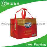 Sacs d'emballage non-tissés estampés d'achats de pp