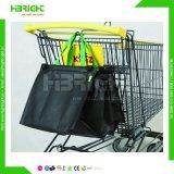Sacos de carrinho de compras de supermercado Sacola de Compras