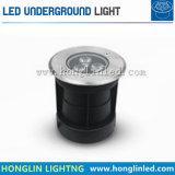 Venda a quente 12V PI68 18W de alta qualidade luz subterrâneo do LED