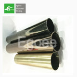 201 304 Stainless Steel Welded Pipe gold Tubes for Making Furniture