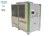 Industrielle Miniabgekühlter Träger-Kühlwasser-Kühler der china-Schuss-Maschinen-Kühlanlage-20kw Luft