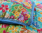 Покрывало дома качества Quilt Washable одеяла установленное облегченное для подгоняно