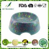 Neuer Entwurfs-Bambusfaser-Nahrung- für Haustiere/Drinking-Filterglocke (YK-P6006-1)