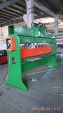 Linha de produção exterior solar do tanque do calefator de água--A fileira dobro morre a máquina de dobra