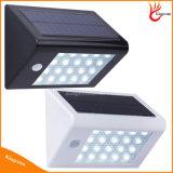 Solar LED pour éclairage mural extérieur jardin et de la gare de triage de la famille Lampe à LED