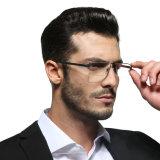 Lector Urltra-Light hombres gafas Gafas de lectura macho antifatiga presbicia