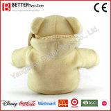 Plüsch-angefülltes Tier-weicher Spielzeug-Teddybär im Tuch