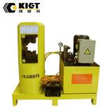 Kiet neuer Typ hydraulische Stahldrahtseil-Presse-Maschine