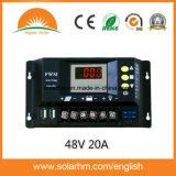 48V 20A LEDスクリーン表示太陽コントローラ