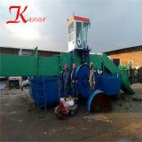 La recogida de hierba alta calidad buque/ Cosechadora de malezas con certificado CE