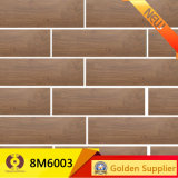 azulejo de cerámica rústico de la pared del suelo del material de construcción de 150X800m m (8M1003)