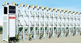 Portello di entrata ritrattabile piegante elettrico del cancello di alta qualità
