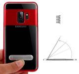 Flange de sucção magnética de casos de telefone para a Samsung Galaxy S9