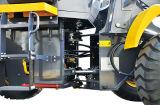 販売(LW300KN)のためのXCMG 3tonのフロント・エンド車輪のローダー