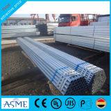 Tubo dell'acciaio del tubo dell'impalcatura del tubo galvanizzato acciaio