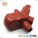 Protector contra el polvo rojo de la resistencia térmica del silicón para el equipo de potencia