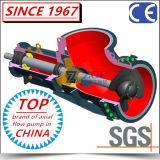 Axial (fixe) Débit de pompe électrique submersible avec certificat CE