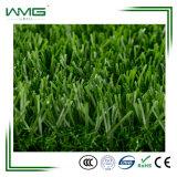 Tappeto erboso artificiale d'abbellimento esterno dell'erba per il giardino
