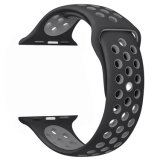 Heiße Silikon-Uhrenarmband-Zubehör für Apple-Uhrenarmband alle Serie
