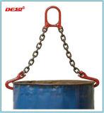 2t подъемный кран стальной барабан масла блока зажима