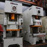 Jh21-160 máquina cortando da imprensa de potência do C aprovado do Ce de 160 toneladas