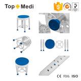 Medizinische Badezimmer-Sicherheits-drehbarer Schwenker-Sitzdusche-Bad-Stuhl