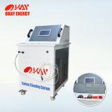 Brown de HHO gas motor del coche filtro de carbono de la máquina de lavado de coches