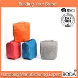 OEM/ODMの新しい到着多機能の大きい容量ハングデザイン防水ポリエステル旅行装飾的な洗面用品袋(BDY-1709042)