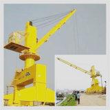 Портал цены Zpmc качества Ghe Liebherr вытягивает шею кран передвижной гавани изготовления гидровлический