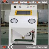 Explosionador de arena de la cabina del arenador de la arena del equipo de la limpieza, modelo: Ms-9090