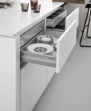 De naar maat gemaakte Keukenkasten van de Melamine voor Uw Meubilair bmk-54 van het Huis van de Droom