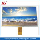 Baugruppe des Zeichen-Zahn-LCM 8X1 LCD mit positivem FPC Verbinder