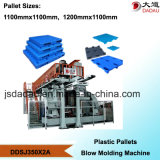 IBCのパレットを作るHmwHDPEのブロー形成機械